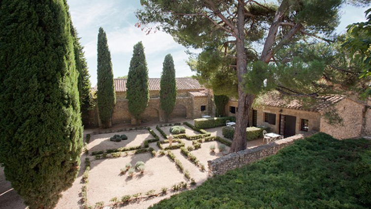 Garrigae Abbaye De Sainte Croix Salon De Provence France Updated 2017 Official Website Of Jp Moser