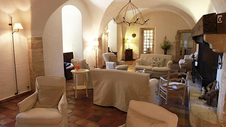 Garrigae abbaye de sainte croix salon de provence france for Croix rouge salon de provence