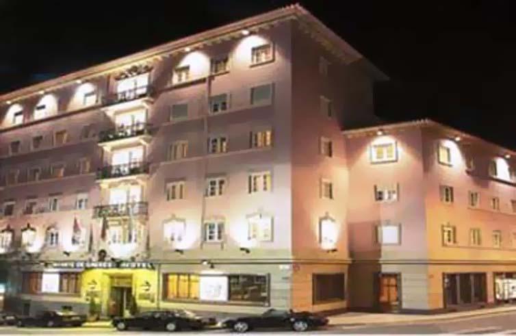 Porto:Hotel Infante Sagres