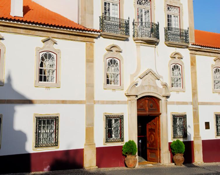 Lousã:Palácio da Lousa