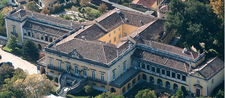 Coimbra:Hotel Quinta das Lagrimas