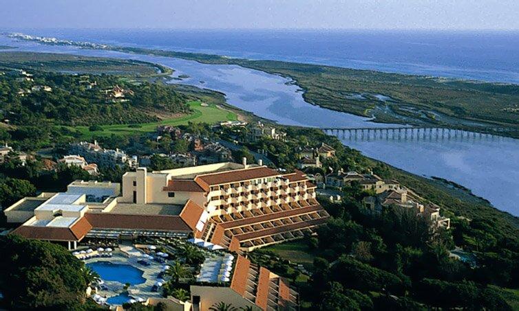 Almancil (Faro - 13 km):Hotel Quinta do Lago