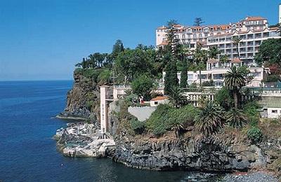Funchal:Reid´s Palace Hotel