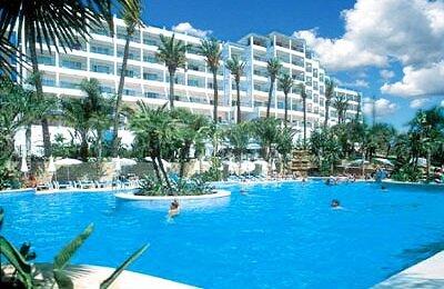 Almancil (Faro - 13 km):Ria Park Hotel & Spa