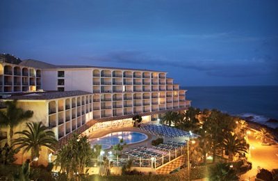 Caniço:Hotel Oasis Atlantic