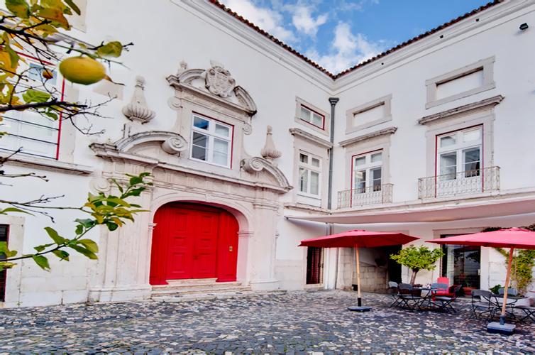 Lisbon:Palácio Belmonte