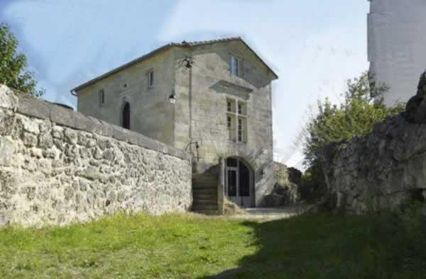 Saint Emilion:Le Relais de Franc Mayne