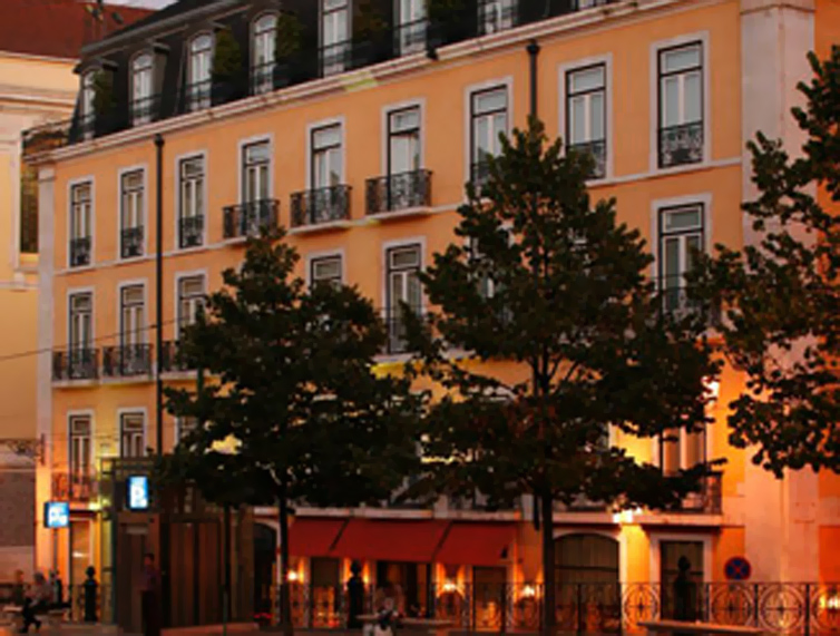 Lisbon:Bairro Alto Hotel
