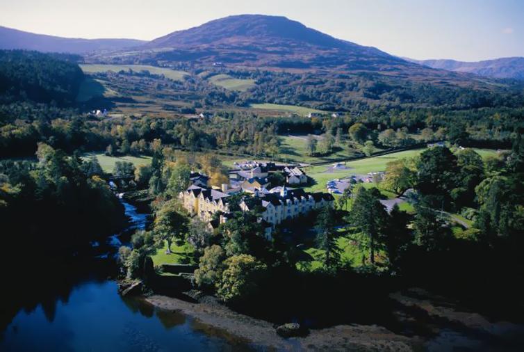 Irelands Leading Luxurious 5* Hotel - Sheen Falls Lodge