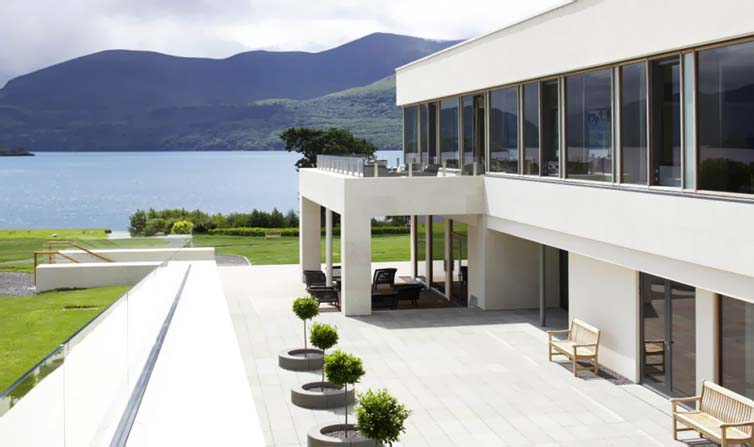 The Europe Hotel Resort Is A Five Star In Killarney Co Kerry Ireland With Conference