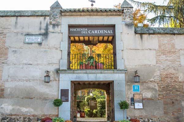 Toledo:Hacienda del Cardenal