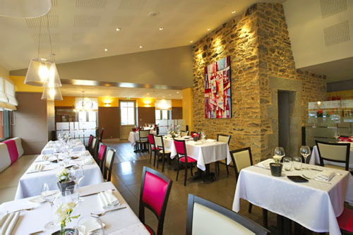 Chateau de locguenole hennebont france updated 2017 Au jardin restaurant