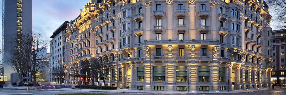 Excelsior Hotel Gallia Milan Italy Updated 2019 Official