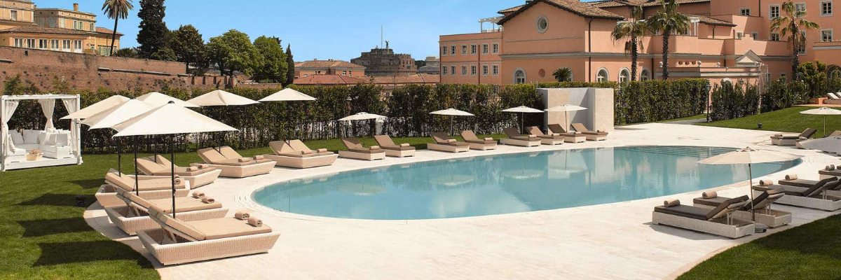 Gran Melia Rome Rome Italy Updated 2018 Official Website Of Jp Moser