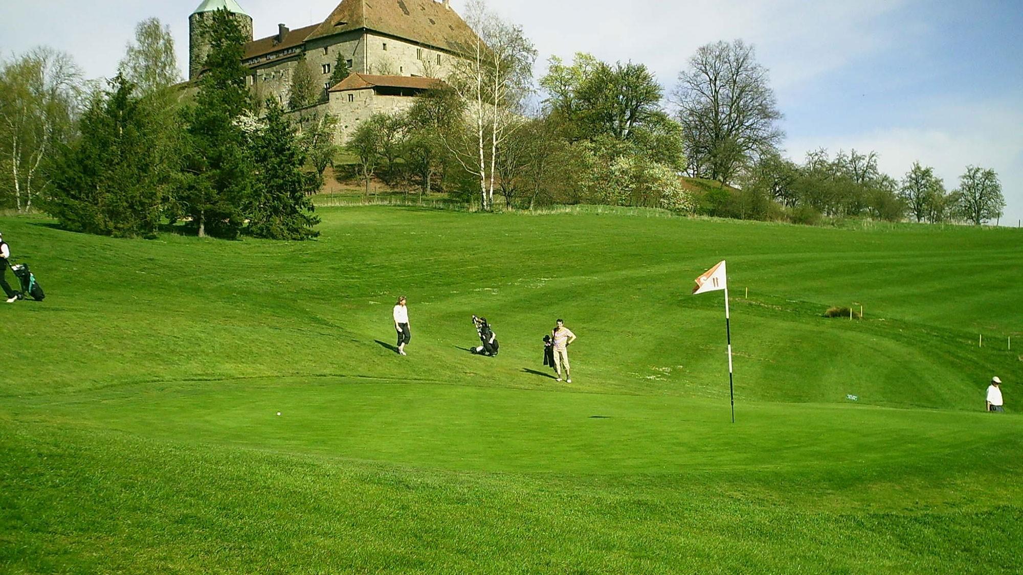 Golf for Aficionados