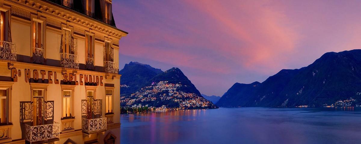 Hotel Splendide Royal Lugano Lugano Switzerland Updated 2019