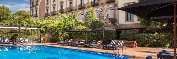 Hotel Alfonso Xiii Seville Spain Updated 2019 Official